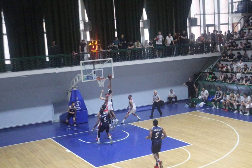 Batumi defeated Mgzavrebi in overtime and advanced in series 2:1