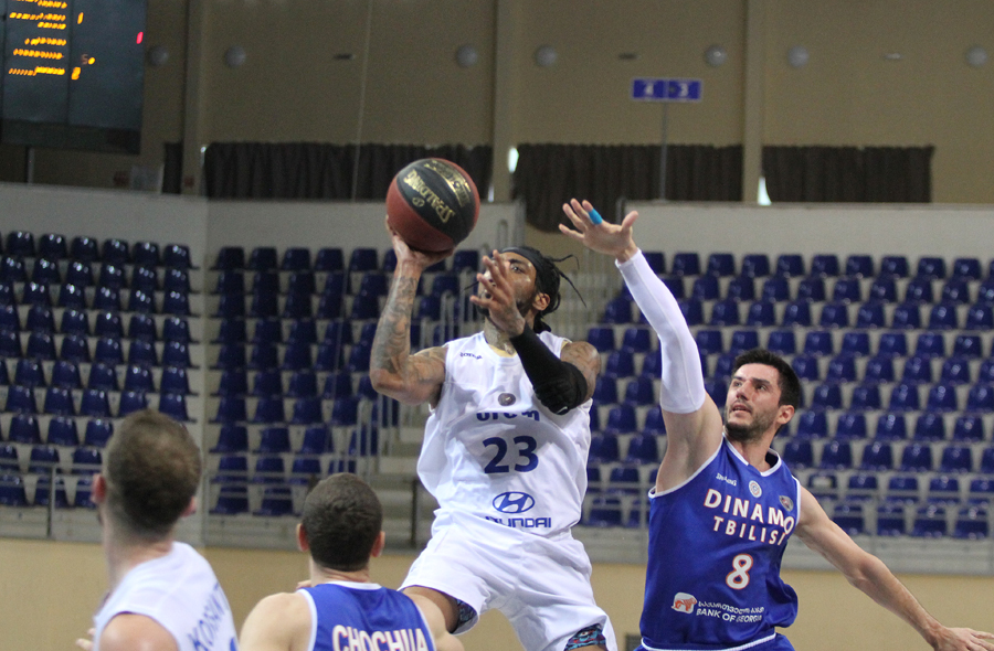 TSU-Hyundai equalized the series with Dinamo