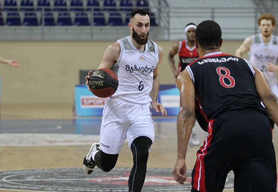 Mgzavrebi beat Batumi and filled the semifinals