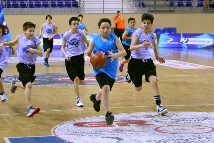 "Junior NBA – GBF ""ბ"" ლიგაში უკვე 50 მატჩი ჩატარდა"