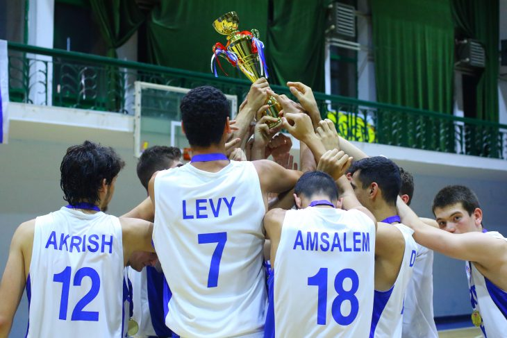 Israel won the U18 Black See Cup