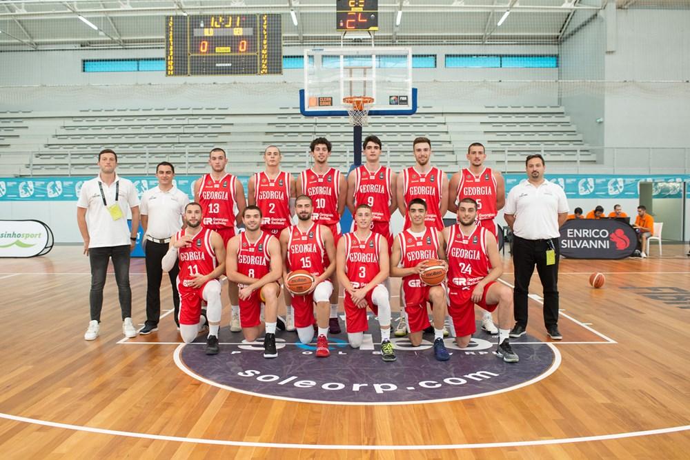 საქართველოს U20 ნაკრებმა ევროპის B დივიზიონი მე-8 ადგილზე დაასრულა