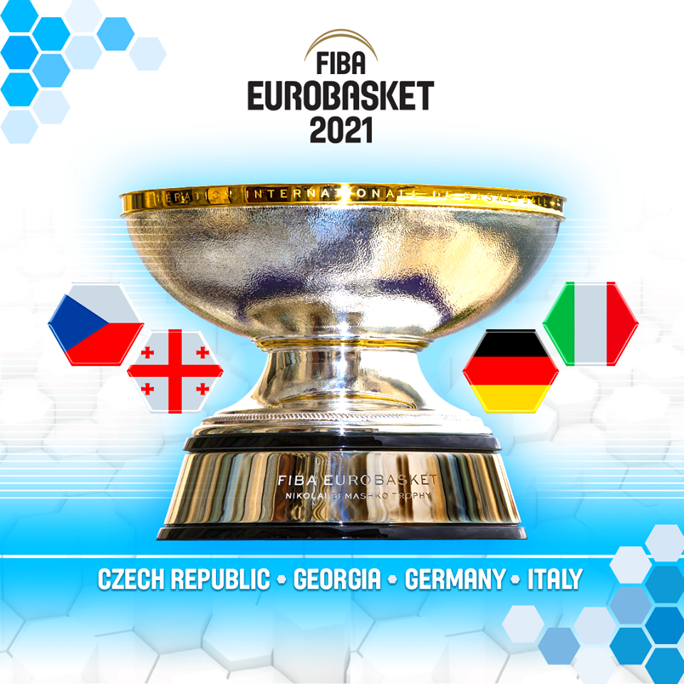Congratulations, Georgia will host FIBA EuroBasket 2021!