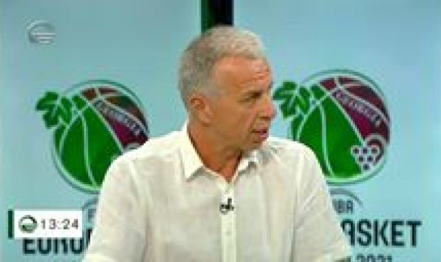 EuroBasket 2021 – პაატა გურასპაული, თორნიკე შენგელია და გიორგი შერმადინი სტუმრად იმედში