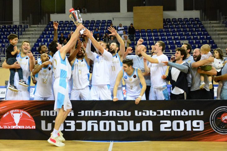 Tskhum-Apkhazeti won the Supercup!