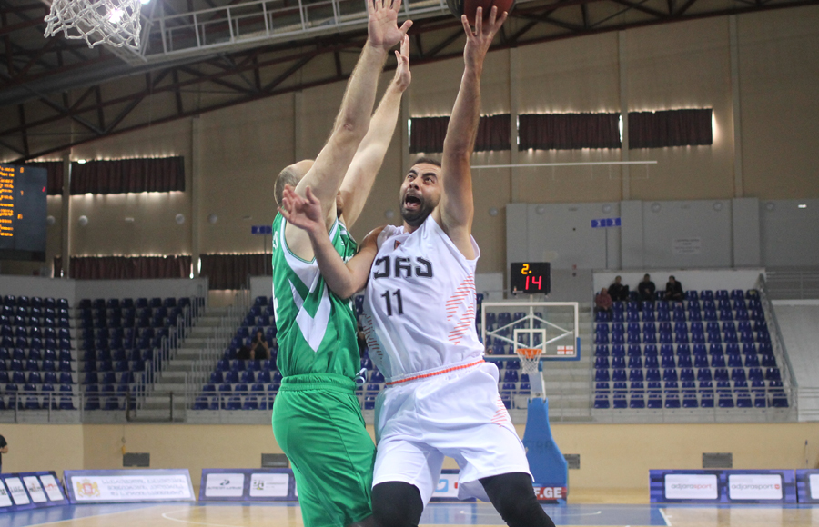 The debutant Vera started the Super League with the victory against Kutaisi
