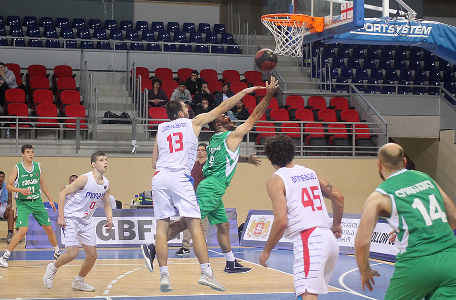 Kutaisi's easy victory against Olimpi