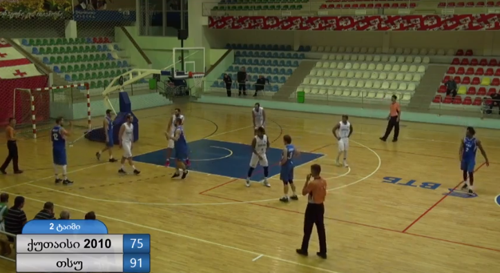Third round of the Superleague has started with the victory of Batumi and TSU