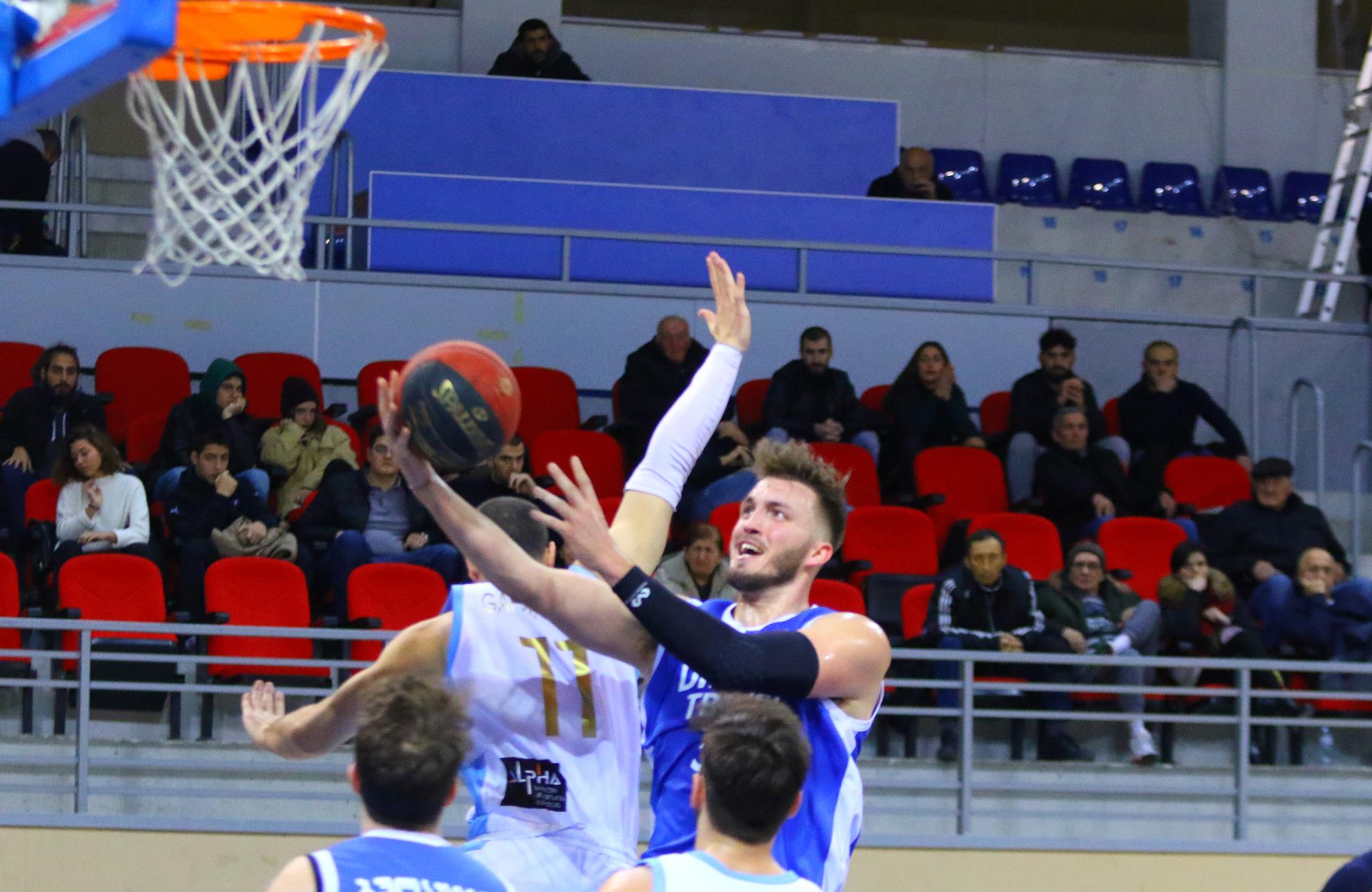 Dinamo's victory with Tskhum-Apkhazeti