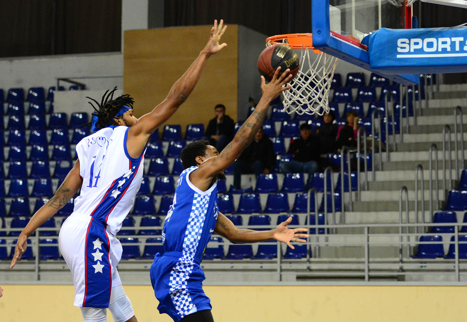 Batumi defeated Titebi convincingly – 87:67