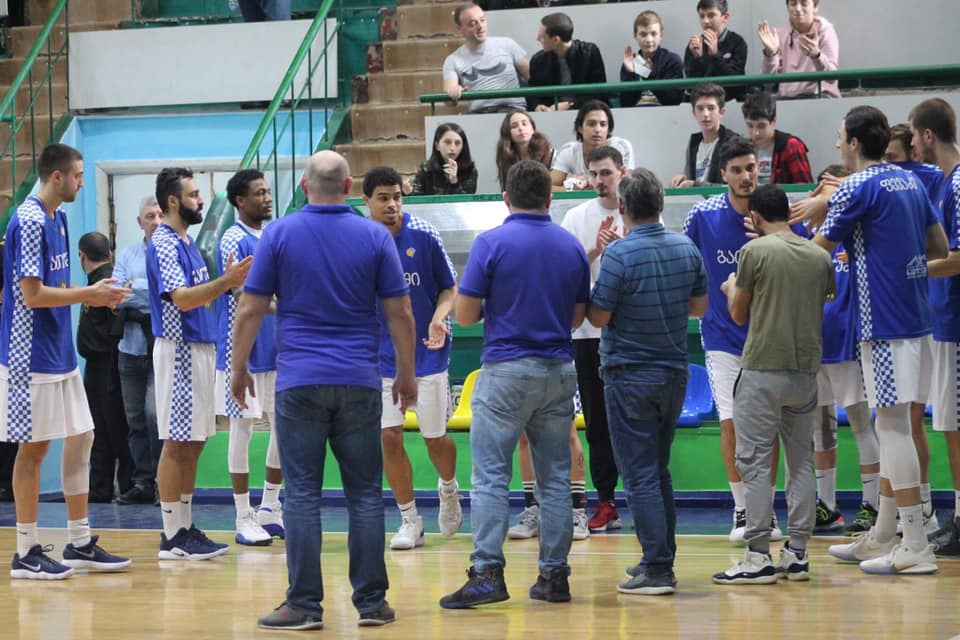 Batumi's 18-points victory against Tskhum-Apkhazeti
