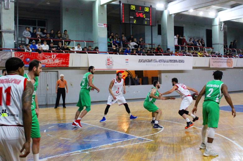 Kutaisi's victory in Rustavi