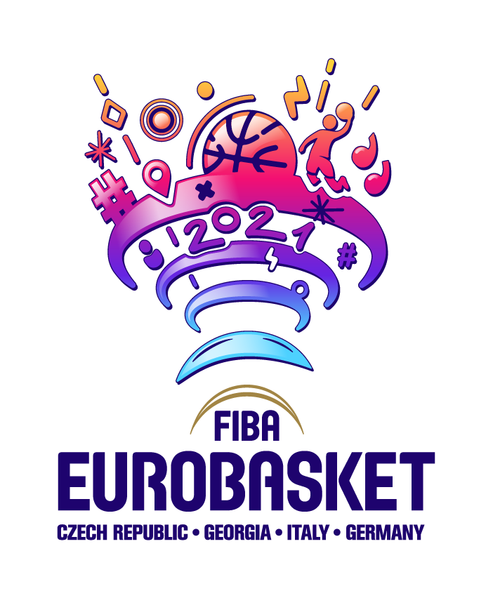 Eurobasket2021 logo launch on the Georgian First Channel (VIDEO)