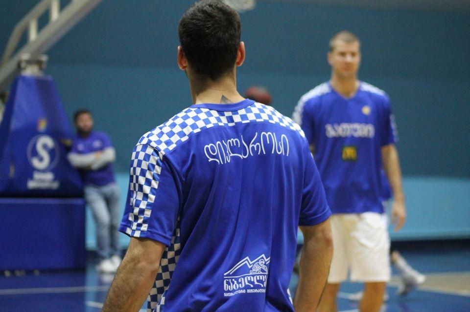 Batumi's victory with Olimpi