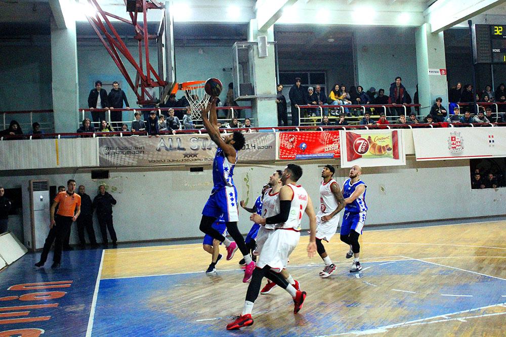 Titebi beats Rustavi
