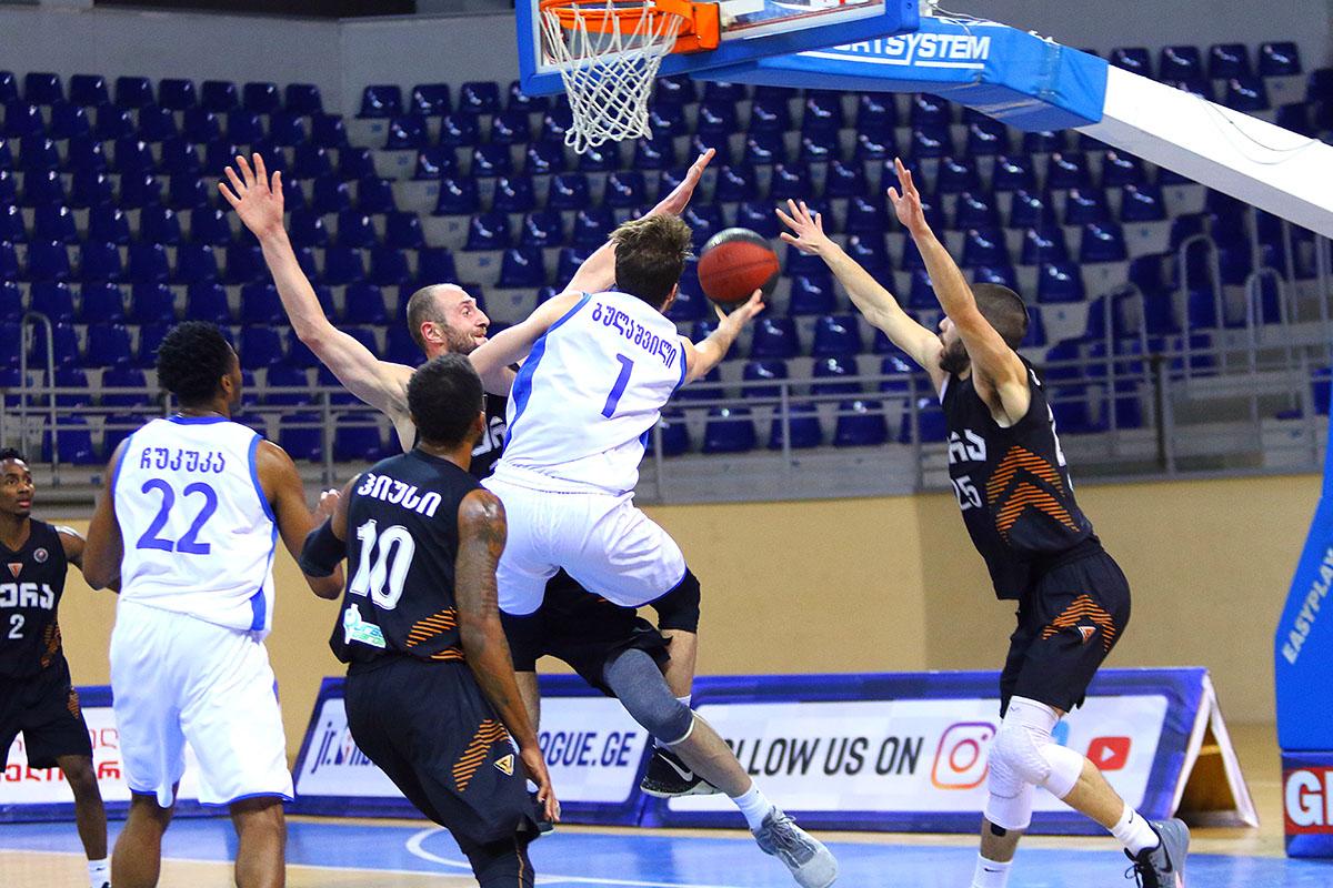 Dinamo defeated Vera