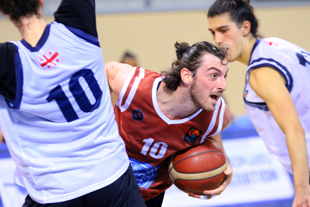 Tskhum-Apkhazeti gained its first victory in the current Superleague against Cactus