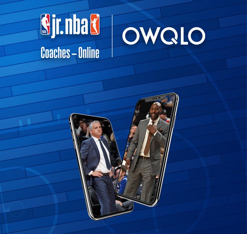 Junior NBA-ის ახალი ონლაინ-პროგრამა მწვრთნელებისთვის