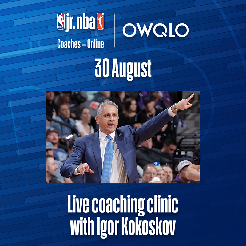 Igor Kokoskov - Jr. NBA Coach – Online Program