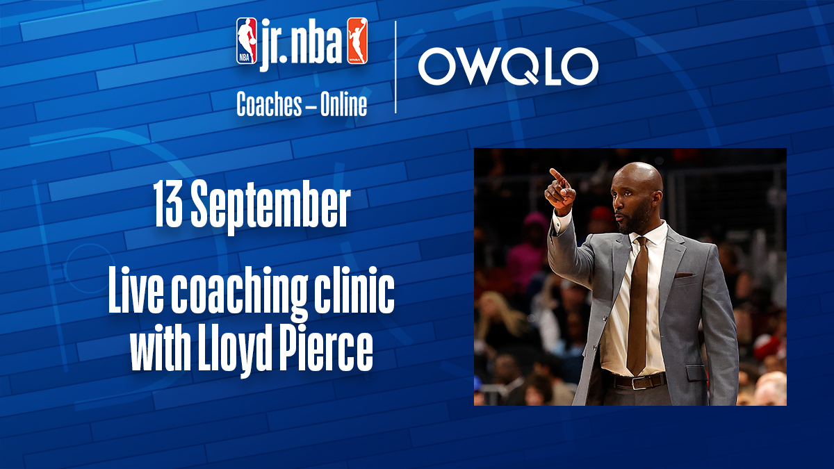 Jr. NBA-ის მორიგი სამწვრთნელო – ონლაინ კლინიკა