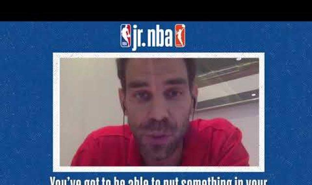 Jr.NBA-ს ონლაინ კემპი