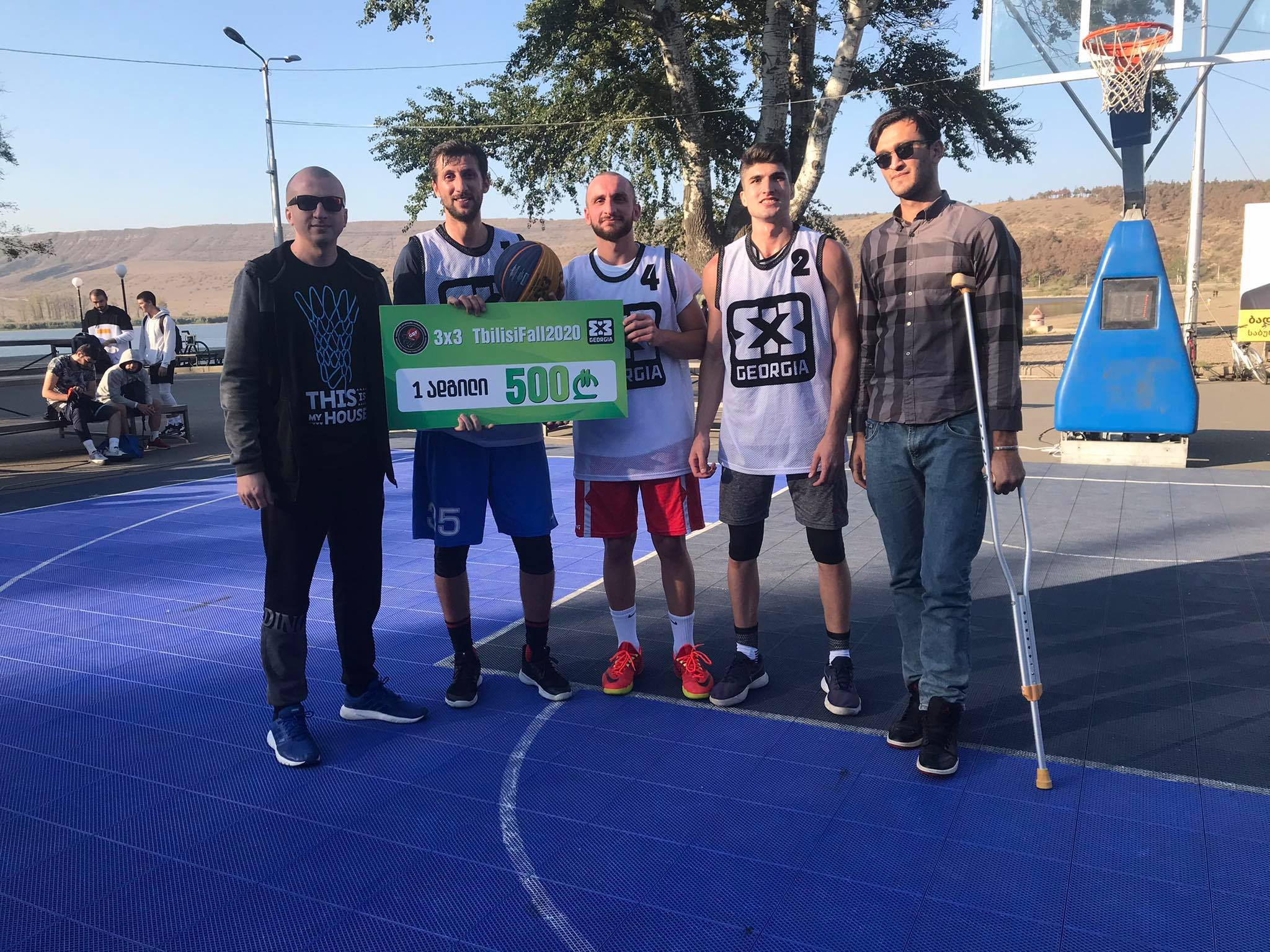 3X3 Basketball Season Opens With Two-Day Tournament on Lisi Lake
