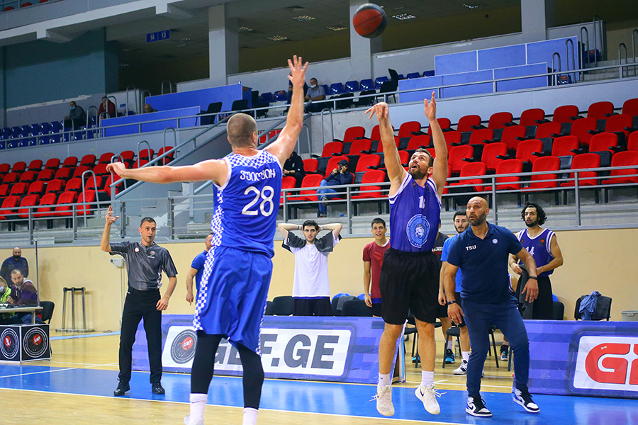 TSU started the Super League with the victory of Batumi