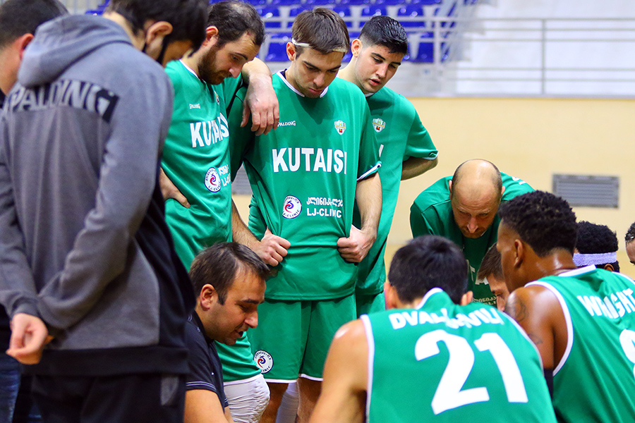 Tskhum-Apkhazeti wins over Vera and Kutaisi gains its 8th consecutive victory in the Superleague