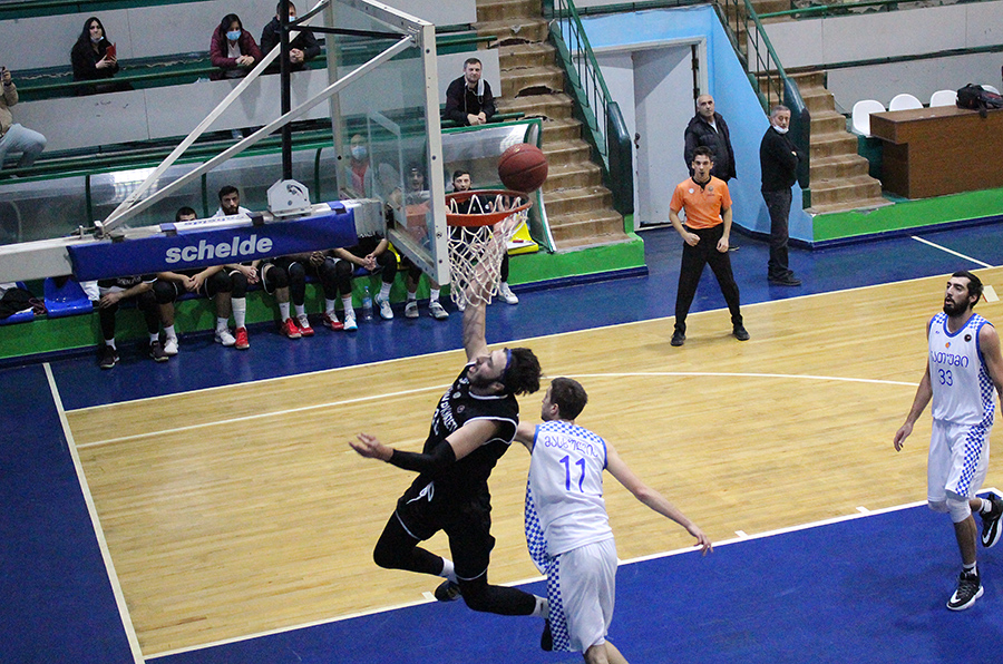 Tskhum-Apkhazeti won in Batumi and moved to the 3rd place in the standings