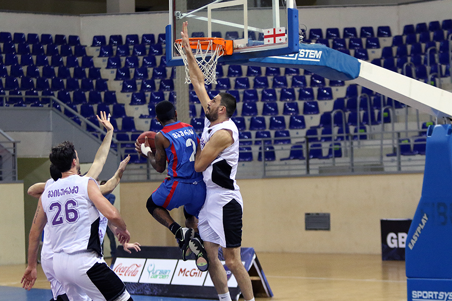 Kavkasia suffered its first defeat in A league