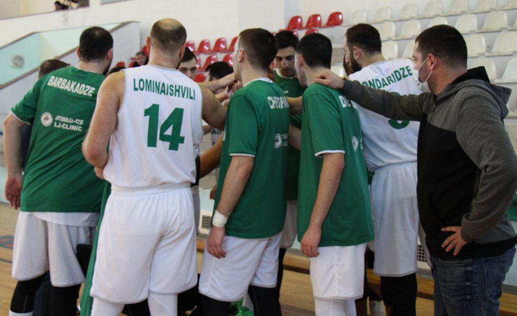 Kutaisi's victory in Batumi