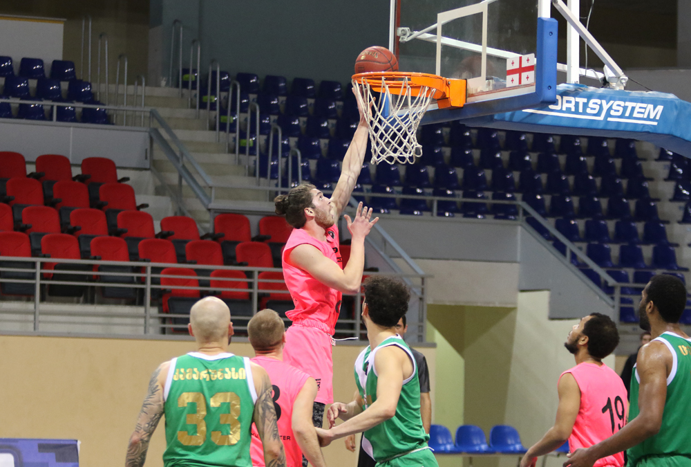 Mega beat Zestaponi, Orbi defeated Sportuni convincingly