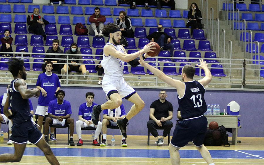 TSU ended the regular championship with a defeat against Dinamo