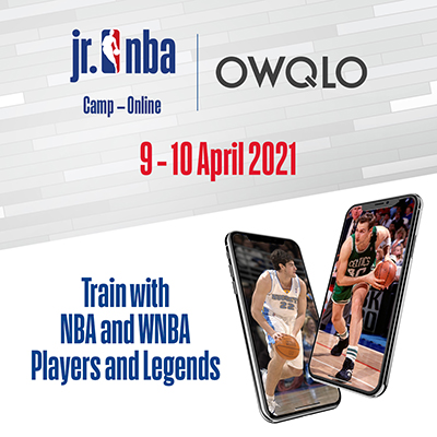 Jr. NBA Camp - Online for youngsters