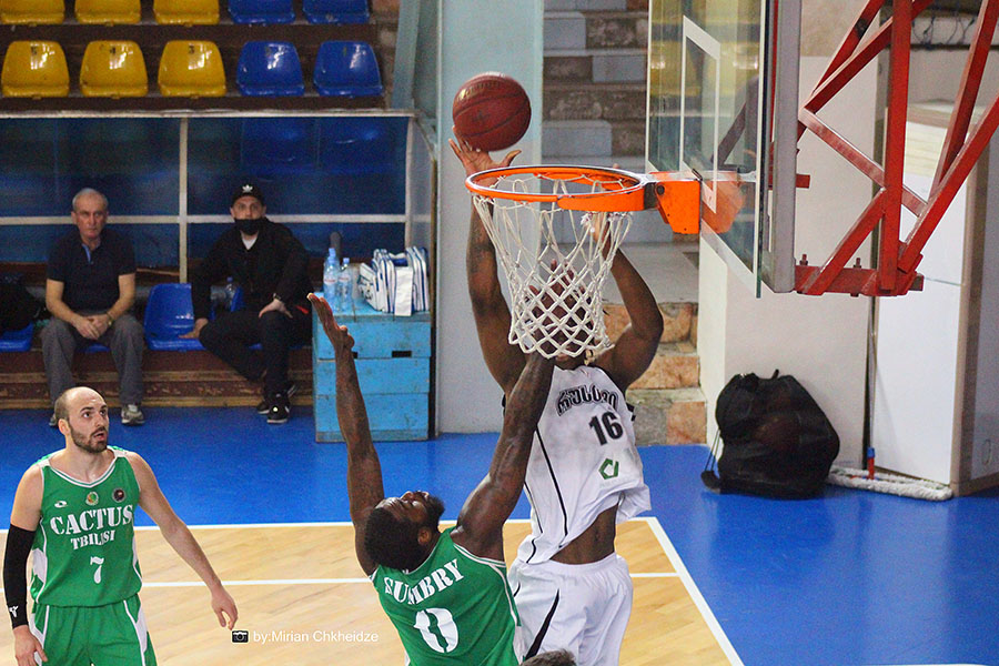 Kutaisi and Rustavi also reached the Final Four of the Cup