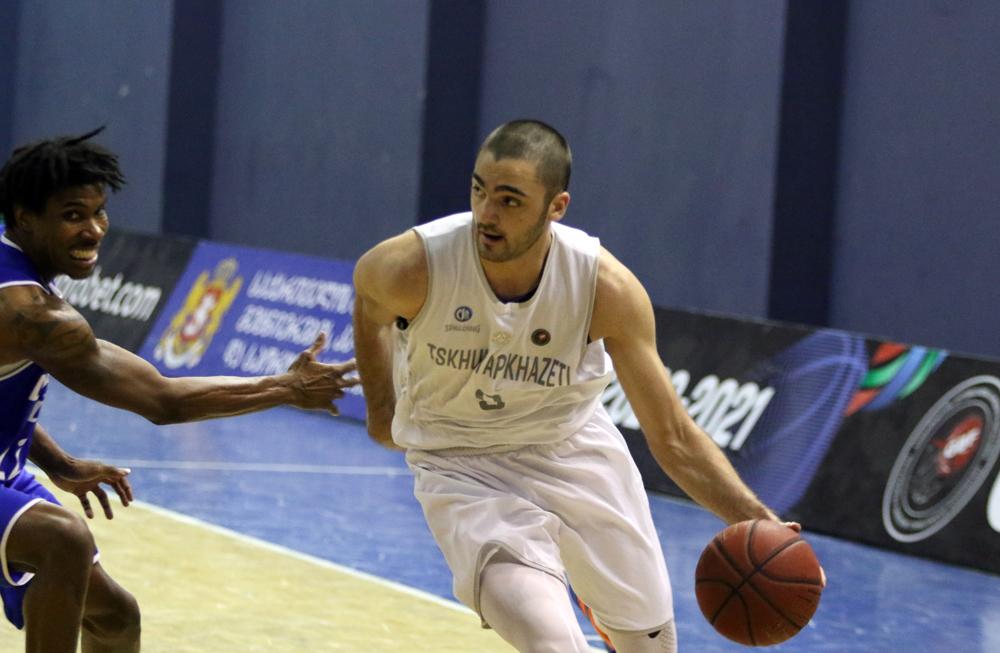 Tskhum-Apkhazeti defeated Dinamo and will defend the title of champion against Rustavi
