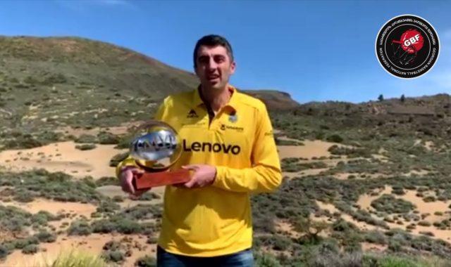 ესპანეთის ლიგის MVP-ის, გიორგი შერმადინის კომენტარი
