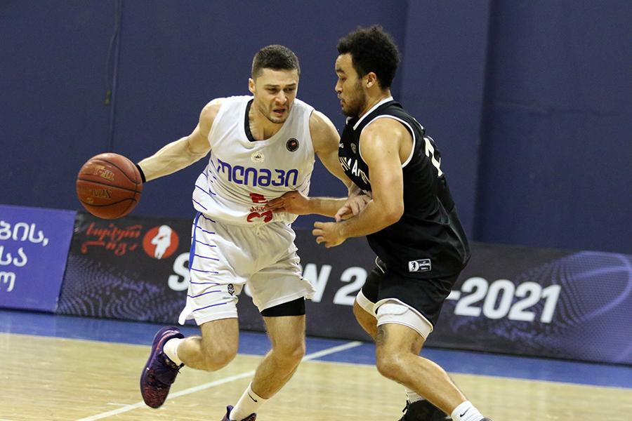 Olimpi equalized the series with Tskhum-Apkhazeti