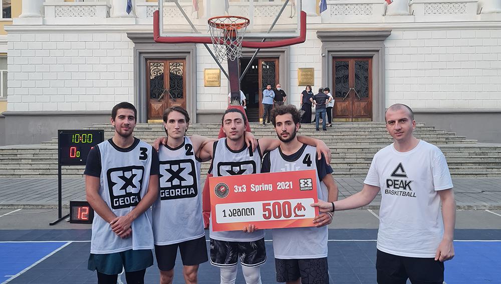 3×3 საკალათბურთო ფესტივალის მორიგი ტურნირი Bronx-მა მოიგო