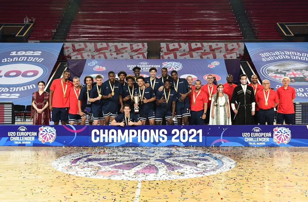 FIBA U20 European Challenger in Tbilisi (Photo Album)