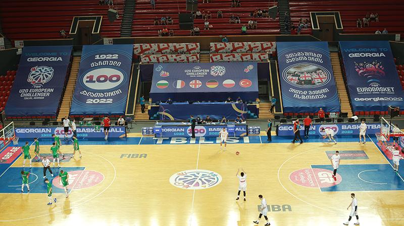 FIBA-ს 20-წლამდელთა და 16-წლამდე გოგონათა ევროპის ჩელენჯერების ვიდეო რგოლები
