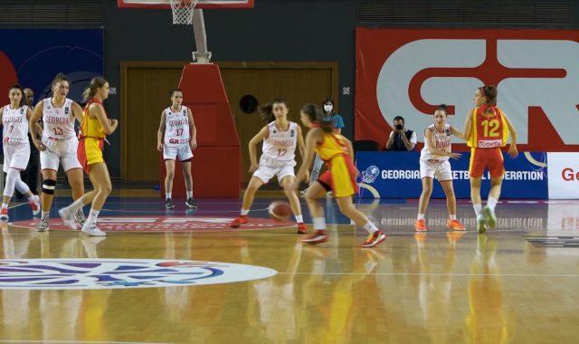 FIBA U16 WOMEN`S EUROPEAN CHALLENGERS (ვიდეო რგოლი)