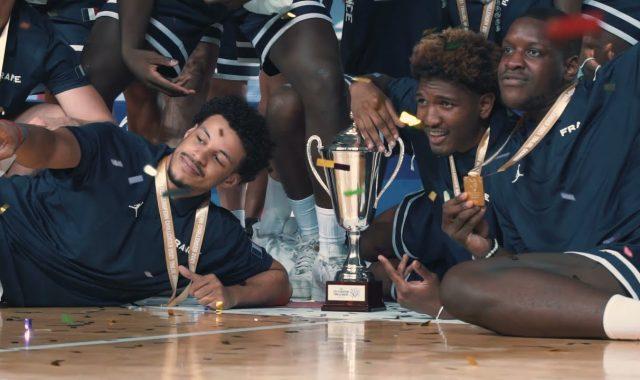 FIBA U20  EUROPEAN CHALLENGERS (ვიდეო რგოლი)